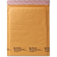 Envelope Bubble 12-1/2x19 #6 Kraft